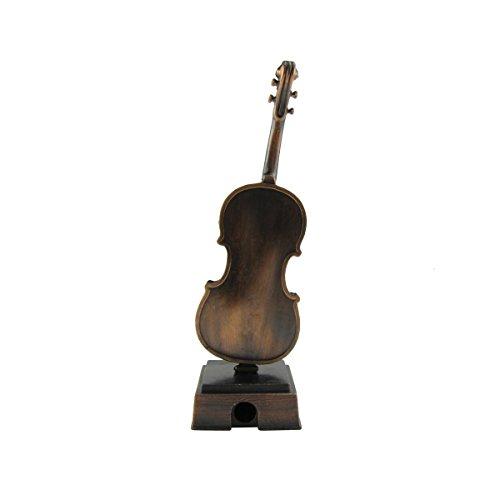 Miniature Violin Die Cast Pencil Sharpener Arts ...