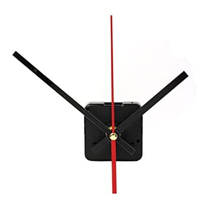 Tonsee New Fashion Brand New Quartz Clock Movement Mechanism with Hook DIY Repair Parts + Hands DIY Clock