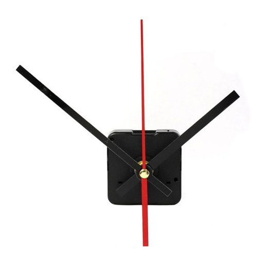 Tonsee New Fashion Brand New Quartz Clock Movement Mechanism with Hook DIY Repair Parts + Hands DIY Clock