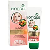 BIOTIQUE BIO WHITE ADVANCE FAIRNESS TREATMENT CREAM,50GM (PACK OF 2)