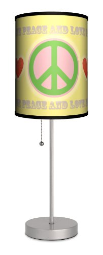 Peace lamp the best amazon price in savemoney lamp in a box sps var pealo various peace and aloadofball Gallery