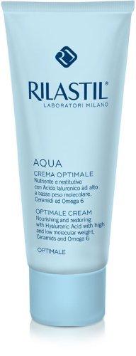 Rilastil Aqua Optimale Rich Moisturizing Cream-1.69 oz Thalgo Collagen Eye-Gel Mask (Salon Product) - 75ml/2.53oz