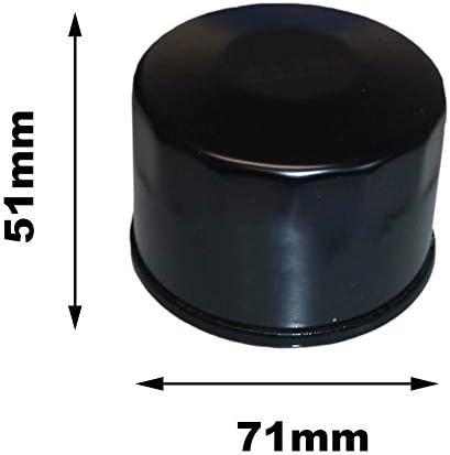 Partie compatible Kymco MXU 500 Filtre a lhuile 2005-2013