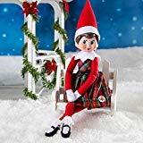 The Elf on the Shelf Red Girl Doll Dress