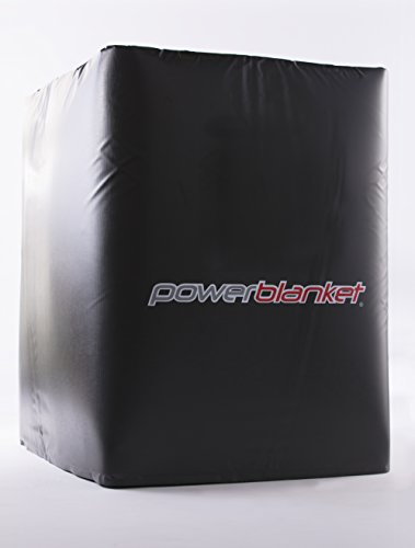 Powerblanket TH275 Insulated IBC Storage Tote Heater with Adjustable Thermostat Controller, Fits 275 Gallon IBC Tote's by Powerblanket