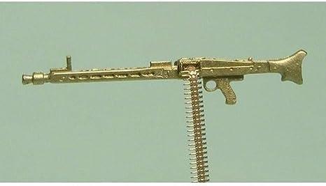 1:72 Mini World #7210 Brass WWII Russian UBT Heavy Machine-Gun Turret Version