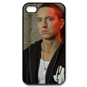 Amazon.com: Eminem IPhone 4 4s Case Hard Back Cover Case ...
