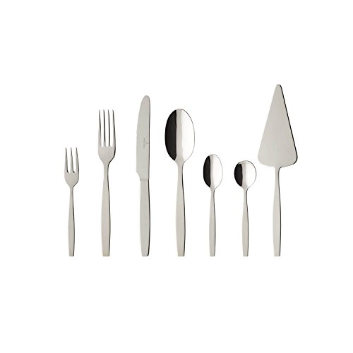 Villeroy and Boch Charles Cutlery Set 68Pcs, Silver ()
