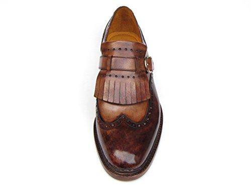 Paul Hombre Marrón marrón Zapatos Parkman para Cordones de gwH4v7pqg