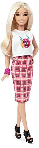 Barbie Fashionistas Doll Rock Plaid product image