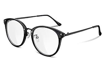 Amazon.com: FEISEDY Women Vintage Glasses Frames Round Non