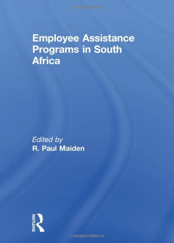 Employee Assistance Programs in South Africa by Routledge