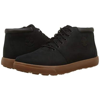 Timberland Men's Ashwood Park Waterproof Leather Chukka Boots 7
