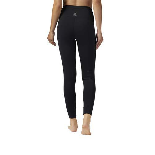 4412e30d87dc9e Amazon.com: Reebok Lux High-Rise Tight: Clothing
