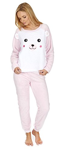 Pajama Per Soft Dreaming sempre Fleece White Set Snuggle Twosie O7pZHqCxw