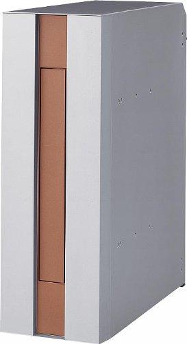 パナソニック サインポスト FASUS フェイサス VL CTCR2410ML ライトブラウン ダイヤル錠無し 前入れ 後出し 扉開き勝手は現場変更可能 郵便ポスト 郵便受け B00DV8NXYS 24600