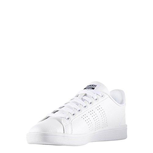 Chaussures ftwr Cl core Adidas De Cf Cassé Fitness Femme W Black Advantage White Blanc UIw1vFvq6