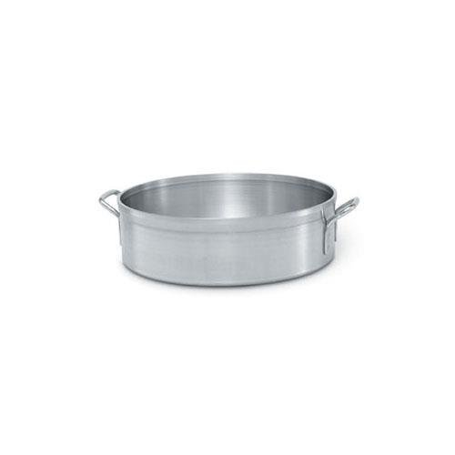 (Vollrath 68218 Wear-Ever Classic Select 18 Qt. Heavy Duty Aluminum Brazier Pan)