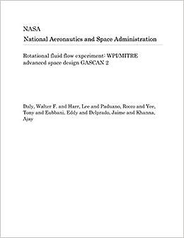 Rotational fluid flow experiment: WPI/MITRE advanced space design