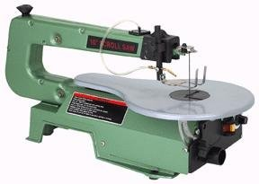 16in Variable Speed Scroll Saw by HF tools by HF tools