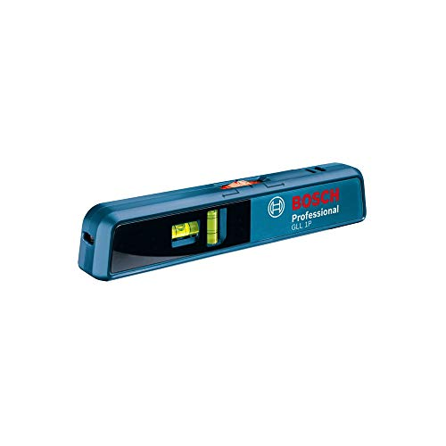 Bosch Combination Point and Line Laser Level GLL 1P (Best Laser Level For Painting Stripes)