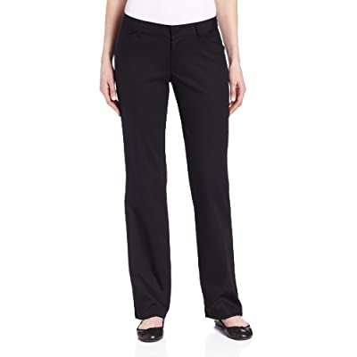 Dickies Women's Relaxed Straight Stretch Twill Pant at Women's Clothing store: Women S Khaki Pants