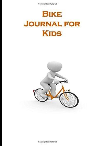 Bike Journal for Kids: Pocket Sized