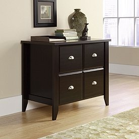 Sauder Shoal Creek Lateral File, Jamocha Wood by Sauder