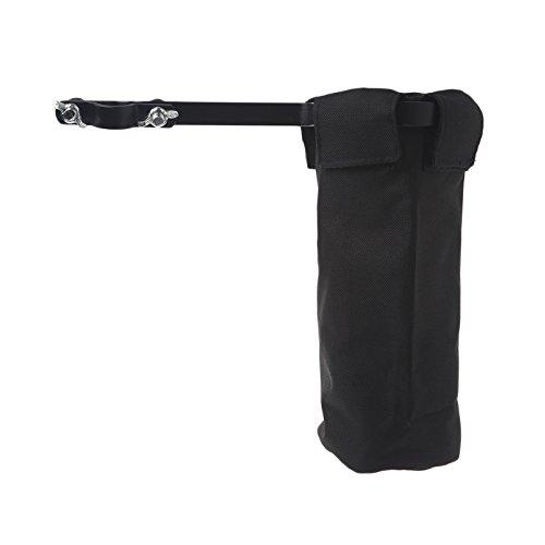 (Gabion(TM) Drum Sticks Holders Clip On Stand Drumsticks Cases Drummer Accessories [Black])