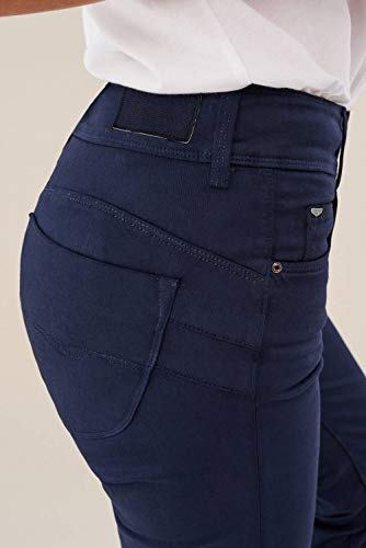 Pantalones Azul Secret Color de Slim Salsa R4qad5nXqx