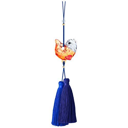 (Swarovski Crystal Fish Asian Symbol Ornament 5428641)