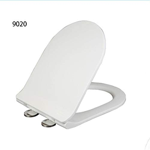 細長い便座、トイレカバー、肥厚ポータブルトイレカバートイレ用 (Color : 957 quick release, Voltage : Toilet Seat)