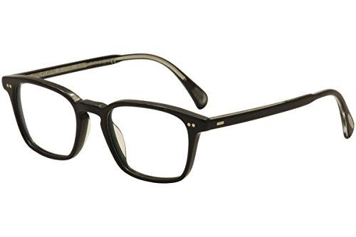 Oliver Peoples Men's Tolland OV5324U OV/5324/U 1492 Black Optical Frame - Peoples Eyewear Oliver Prescription