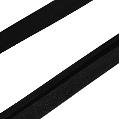 Embellishment Dresses 15mm Wide for Sewing Clothing DIY Projects Arts /& Crafts 5 Metres Long Trimming Shop Black Satin Polyester Bias Binding Tape Decoration
