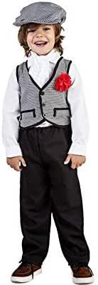 Disfraz de Madrileño Chulapo Niño (5-6 años): Amazon.es: Juguetes ...