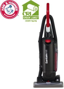Sanitaire SC5815 Sealed HEPA Upright Vacuum Cleaner Review
