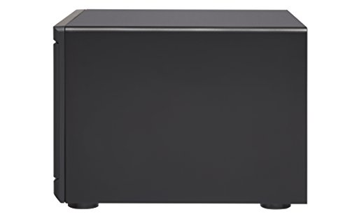 """QNAP 8 Bay Thunderbolt 2 Das/NAS/iSCSI IP-San Solution, Intel Core i5 3.6GHz Quad Core (TVS-882T-i5-16G-US) 3 Intel Core i5-6500 3.6 GHz, 16GB RAM (max. 32GB), 6x 3.5"""" HDD, 2x 2.5"""" HDD/SSD, 2x M.2 SSD slots, 4-lan, 2x 10gbase-t, 2x Thunderbolt port, iscsi, PCIe expansion slot x3 Built-in M.2 SATA 6GB/s slots & 2.5"""" SSD slots ; qtier technology and SSD cache enable 24/7 optimized storage efficiency TRIPLE HDMI output (including one HDMI 2.0) for smooth 4K video playback"""