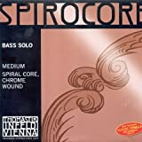 Thomastik-Infeld S38S Spirocore, Double Bass String, Single B String, 4/4 Size, Steel Core Chrome Wound
