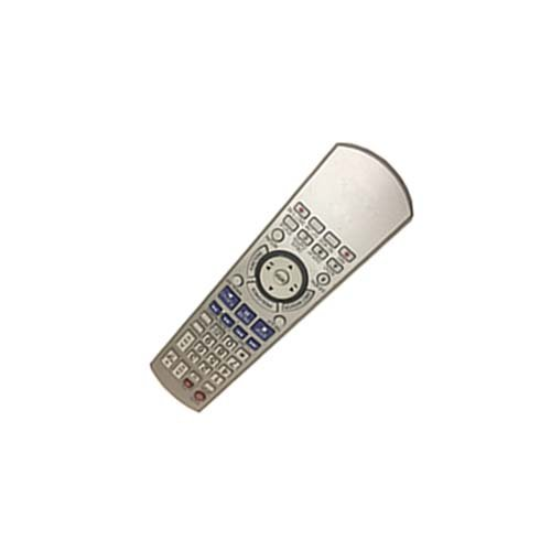 Easy Replacement remote control fit for Panasonic DMR-ES30V DMR-ES10EB DMR-ES15 DMR-ES18 DVD DVR VCR Recorder Player by EREMOTE