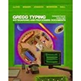 img - for Gregg Typing: Complete Course, Series Eight: Keyboarding and Processing Documents by Alan C. Lloyd (1986-10-01) book / textbook / text book