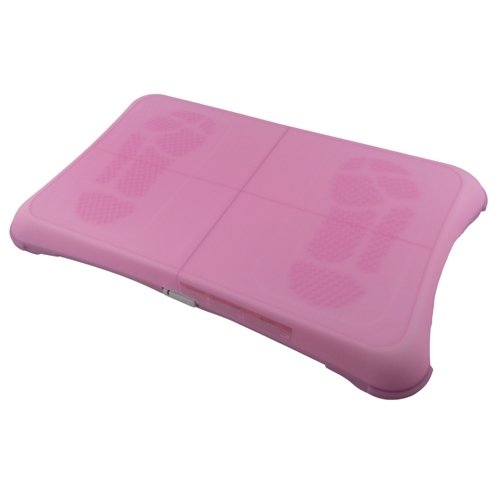 Pink Sleeve Silicone Skin Case for Nintendo Wii Fit