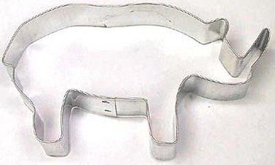 rhinoceros cookie cutter - 5