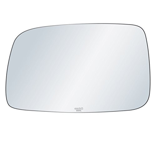 Toyota Solara Coupe - exactafit 8201L Replacement Driver's Left Side Mirror Glass Flat Lens fits 04-08 Toyota Solara by Rugged TUFF