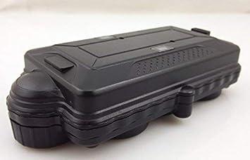 Localizador GPS WiFi KV05 3G SD 400 días con micrófono: Amazon.es: Electrónica