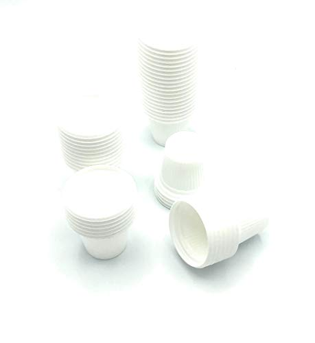Mini disposable Cuban Style and espresso coffee cups 3/4 oz. Pack of 500