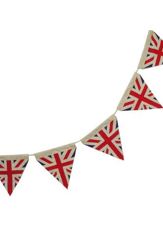 Union Jack Bunting By Powell Craft -