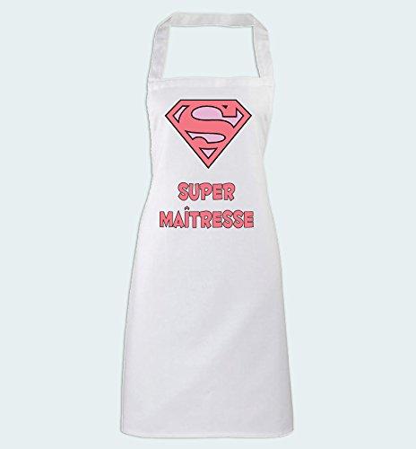 Super Ma/îtresse Yonacrea Tablier de Cuisine
