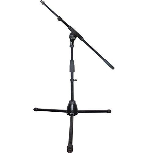 Talent MS-3 Low Profile Tripod Mic Stand w/Telescopic Boom