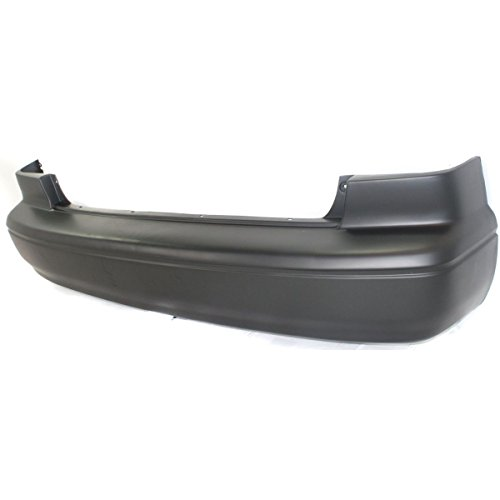 Diften 105-A1078-X01 - New Bumper Cover Facial Rear Primered Toyota Camry 99 98 97 TO1100181 52159AA900