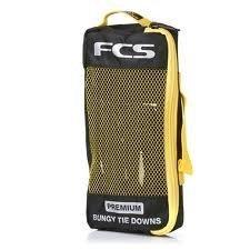 FCS Premium Bungy Tie Downs (Fcs Straps)